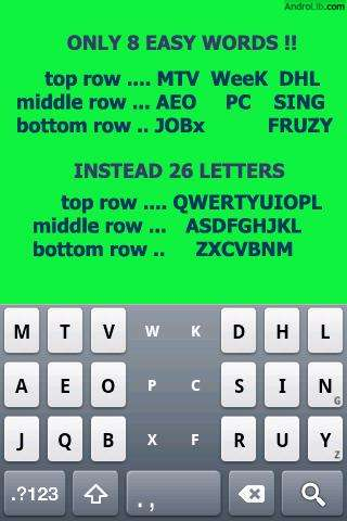 Tap Tap Keyboard Android Productivity