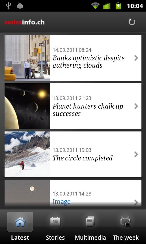 swissinfo.ch Android News & Magazines