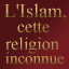 Islam unknown religion_French