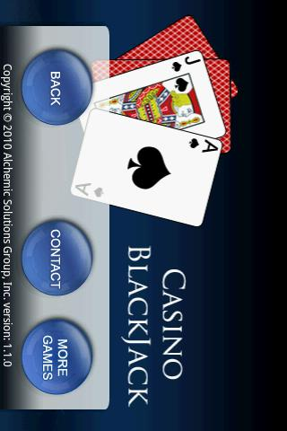Casino BlackJack! Android Cards & Casino