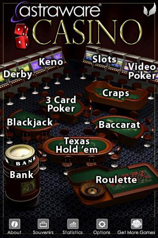 Astraware Casino Android Cards & Casino