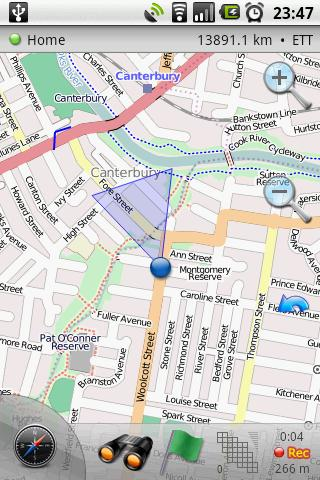 Maverick: GPS Navigation Android Travel & Local