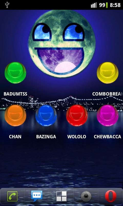 Instant Buttons Android Entertainment