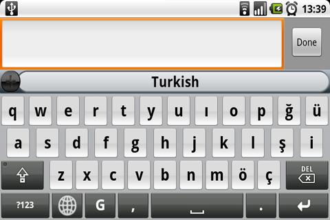 SlideIT Turkish-Q Pack Android Tools