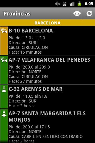 InfoVías Android Travel & Local