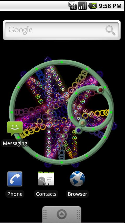 Mandala Live Wallpaper Android Personalization