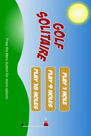 Golf Solitaire Android Cards & Casino