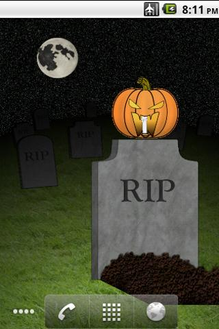 Halloween Fun Stuff Android Personalization