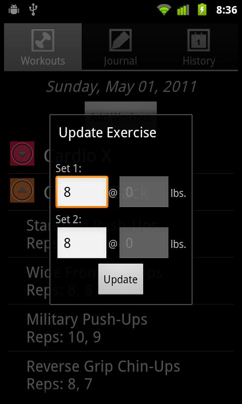 Workout90 Android Health & Fitness