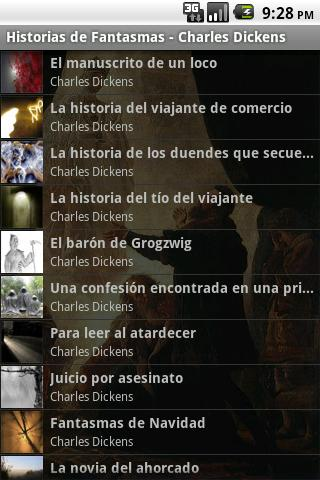Historias de Fantasmas Android Books & Reference