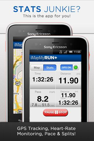 MapMyRun GPS Running Android Health & Fitness
