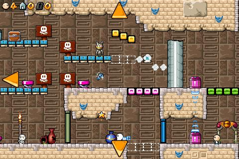 Mechanics Touch Android Brain & Puzzle