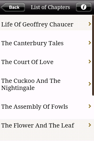 Canterbury Tales And Other Poe Android Books & Reference