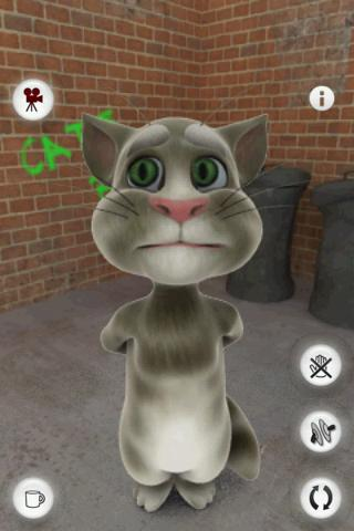Talking Tom Cat Android Entertainment