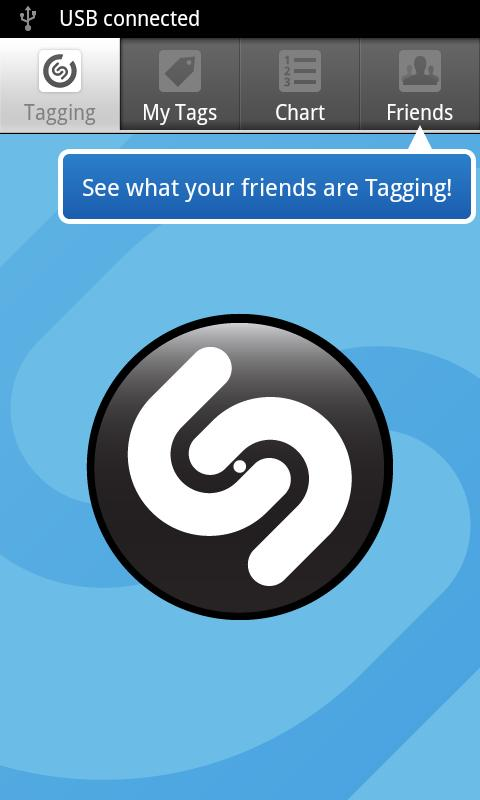 Shazam Android Music & Audio