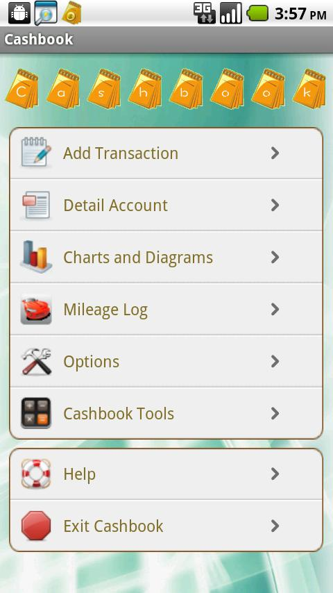 Cashbook - Expense Tracker Android Finance
