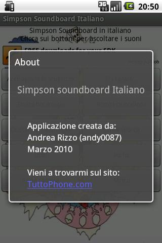 Simpson SoundBoard IT Android Media & Video