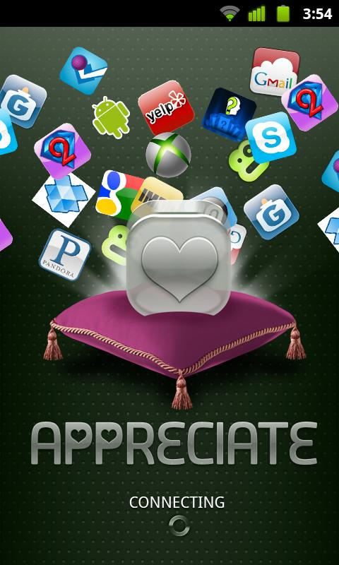 Appreciate: Apps with Friends Android Tools