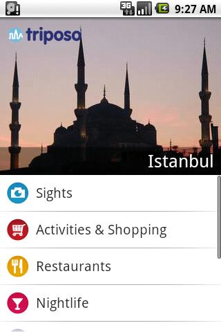 Istanbul Travel Guide Android Travel & Local