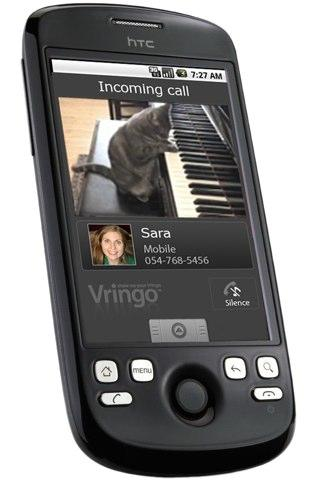 Vringo: Video Ringtones Android Entertainment