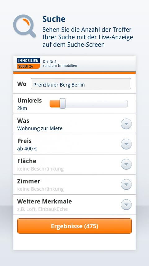Immobilien Scout24 Android Travel & Local