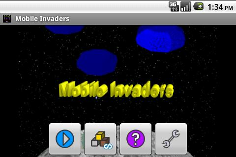 Mobile Invaders (Free) Android Arcade & Action