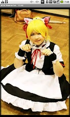 AOIc kouran 1st Cosplay moe Android Photography