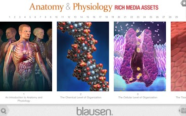 Blausen Anatomy and Physiology Android Medical
