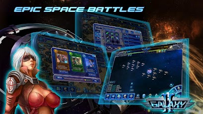 Galaxy Online 2 HD Pro (Tablet Android Arcade & Action