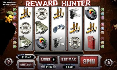 Reward Hunter Slot Game - Free Android Cards & Casino