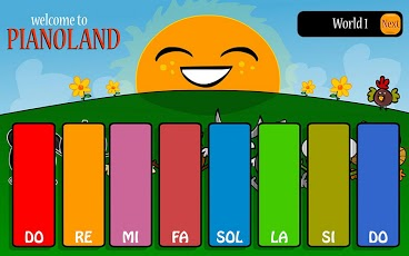 Pianoland Android Music & Audio