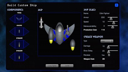 Space Fleet Command 2 Lite Android Arcade & Action