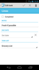 Tasks Free Android Productivity