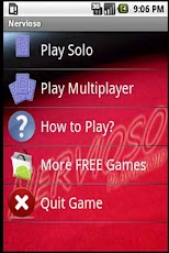 Nervioso (Nervs) Android Cards & Casino