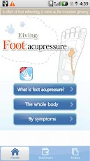 Foot massage Acupressure Android Health & Fitness