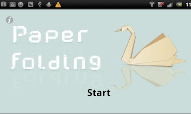 Paper Folding most beautiful Android Education