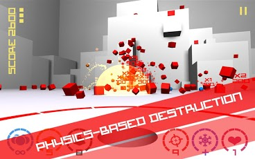 Cubes vs. Spheres Android Arcade & Action