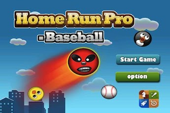 Home Run Pro Baseball Gold Android Sports Games