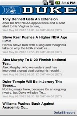 Duke Basketball News Android Sports