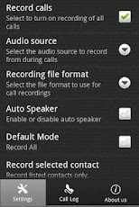 Instant Call Recorder Android Communication