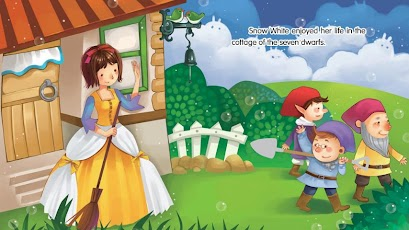 Snow White Android Education