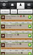 Fantasy Football 2012 Android Sports