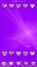 Purple Haze Live Wallpaper Android Personalization