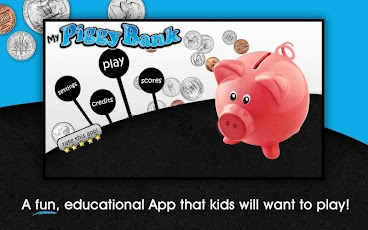 Learning Gems Piggy Bank LITE Android Brain & Puzzle