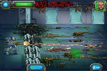 Soldier vs Aliens Android Arcade & Action