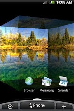 3D Scenic Lake (PRO) Android Personalization