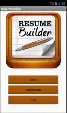 Resume Builder Android Business