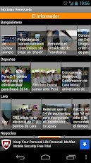 Venezuelan News Android News & Magazines