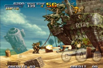 METAL SLUG 3 Android Arcade & Action
