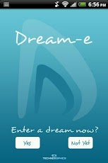 DREAM-e: Smart Dream Analysis Android Lifestyle